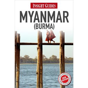 Published in April 2013. This book has fantastic photographs and goes into detail on many different aspects of life in Myanmar.