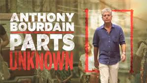 Bourdain travels through Myanmar exploring the good, the tasty and the ever-changing culture.