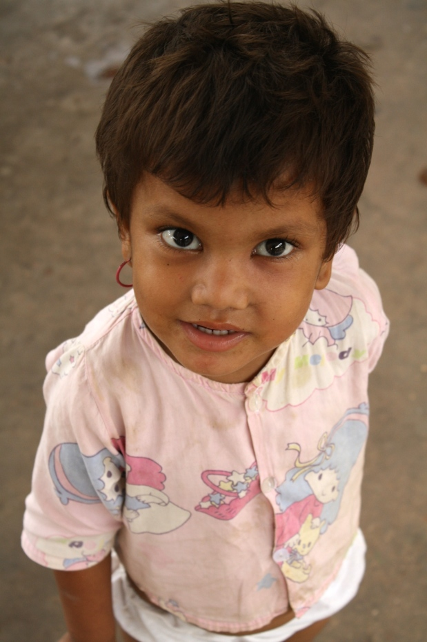 Myanmar beauty is easily found in all ages.