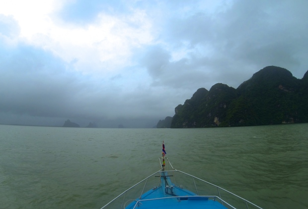 Phang Nga Bay off the coast of Phuket.