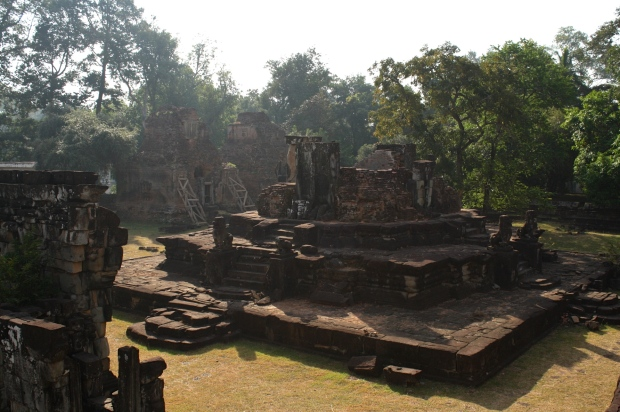 There was an energy to this temple unlike the others. It stands out to me as the most moving and the most beautiful.